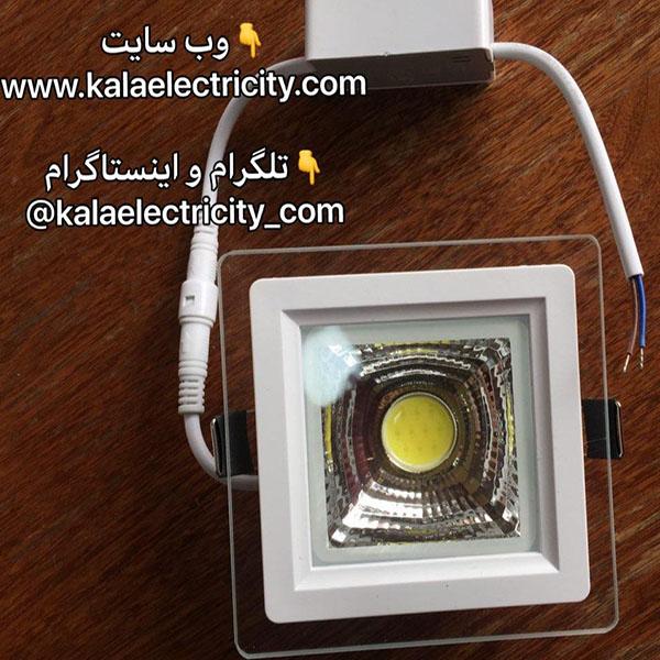لامپ ال ای دی چراغ پنلی سی او بی