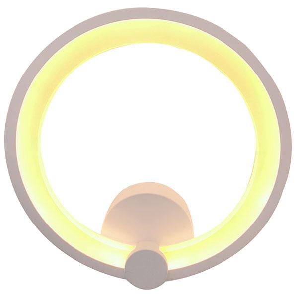 چراغ دیواری دایره